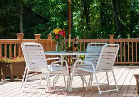 Picture for category Strap Aluminum Furniture