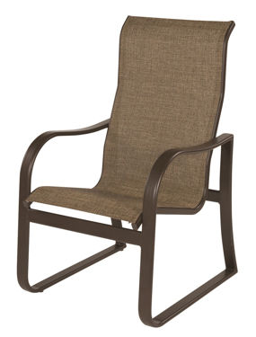 Picture of Corsica High Back Dining Chair