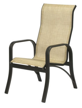 Picture of Montego Bay High Back Dining Chair