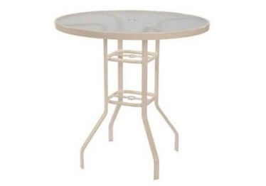 "Picture of 42"" Balcony Table"