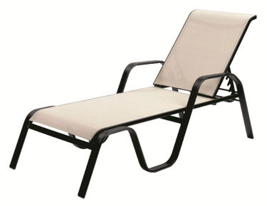 Picture of Chaise Lounge-Stackable – Model: 9353