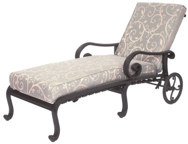 Picture of Chaise Lounge – Model: 2313