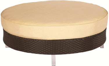 Picture of Round Ottoman – Model: D653