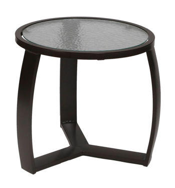 Picture of 22 Round End Table – Model: E6T22