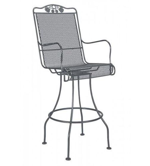 Picture of BRIARWOOD SWIVEL BAR STOOL – Model: 400388
