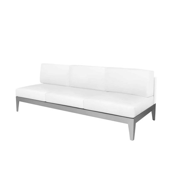Picture of South Beach Armless Sofa SO-3201-133