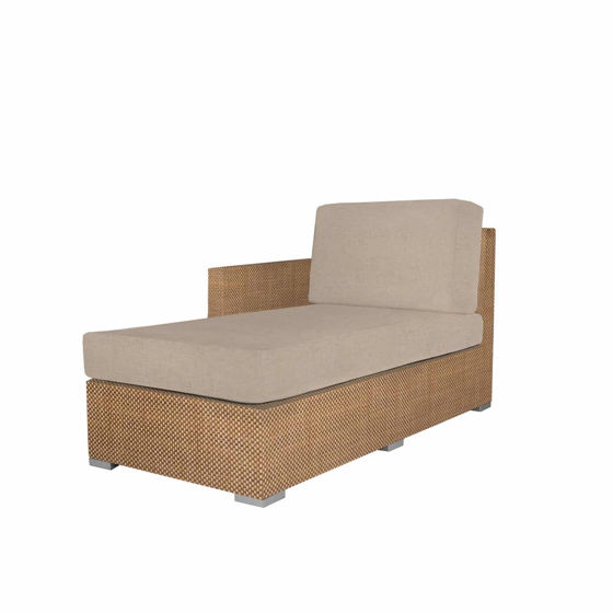 Picture of Lucaya Upholstered Left Arm Chaise SO-3403-114