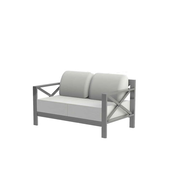 Picture of Dynasty Loveseat SO-3205-102