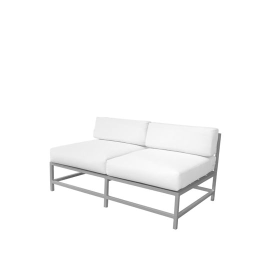Picture of Delano Armless  Loveseat SO-3209-132