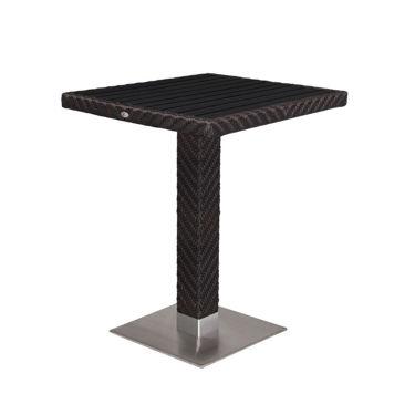 Picture of Arizona Square Bar Table (Black) SC-2206-308