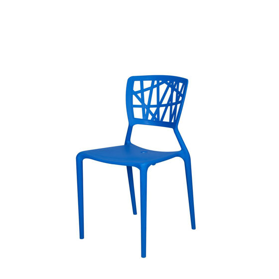 Picture of Phoenix Side Chair (Blue) SC-2602-162