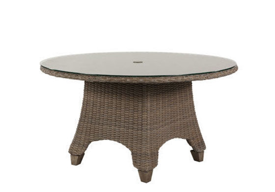 "Picture of Oxford 54"" Round Dining Table"
