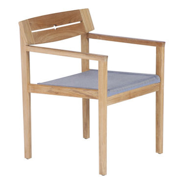 Atom Dining Armchair