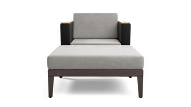 Aura Modular Armchair
