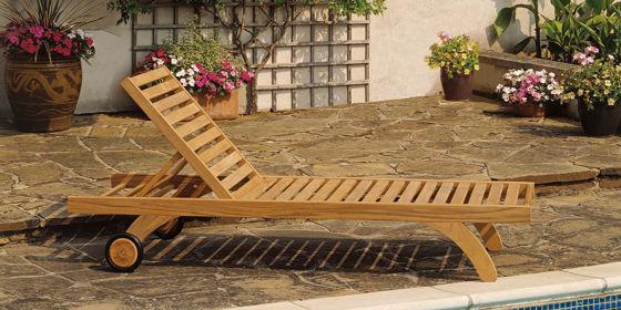 Capri Sun Lounger - Standard model