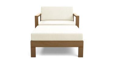 Linear Armchair