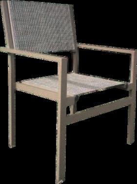 DA-50 Deville sling dining chair