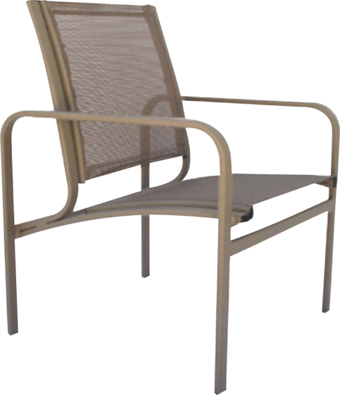 Sling Dining Chair D-50