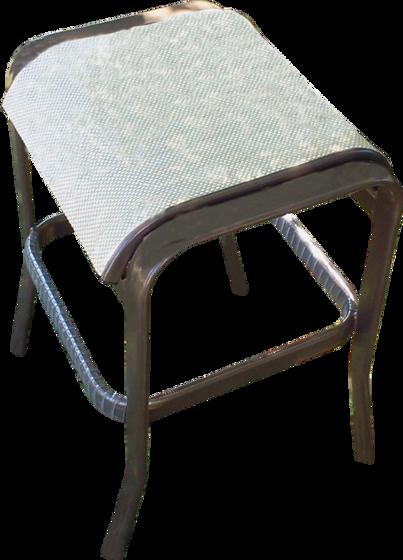 Armless Backless Bar Chair E-71