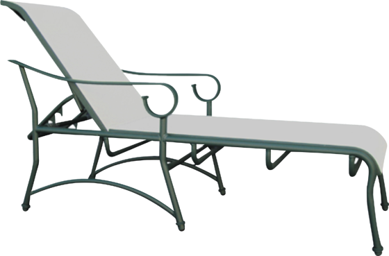 Sling Chaise Lounge S-150