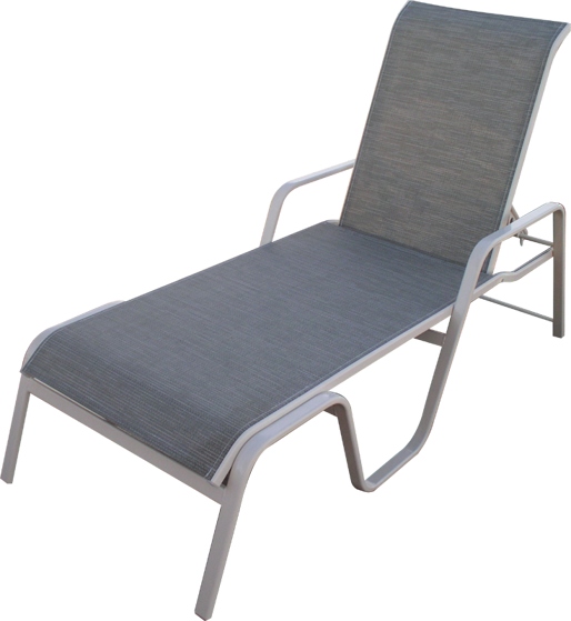 Sling Chaise Lounge I-151