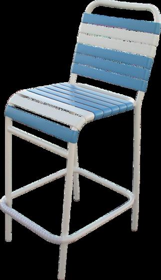 Classic Strap Bar Chair C-75