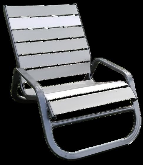 Wide Strap Sand Chair