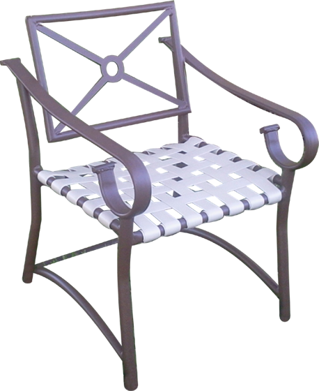 Strap Dining Chair S-50CD