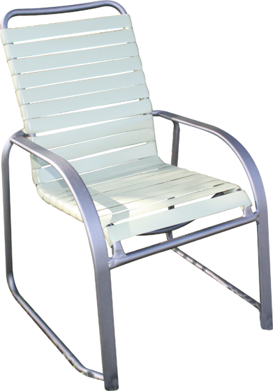 Strap Dining Chair T-55