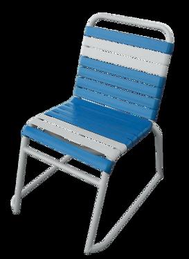 Armless Strap Chair C-51