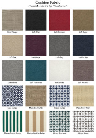 Picture for category CUSHION COLORS ELEVEN
