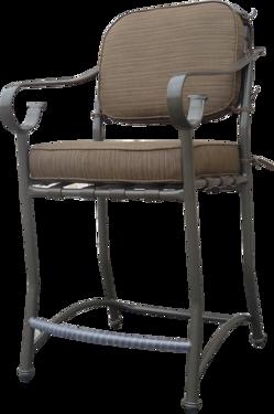 Cushion Bar Stool S-75CU