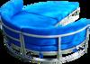 Cushion Quarter Back RQS-100