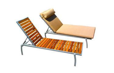 Teak Lounge with Cushions