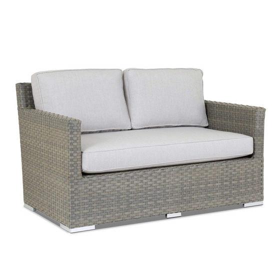 Majorca Loveseat Designer Outdoor Furniture