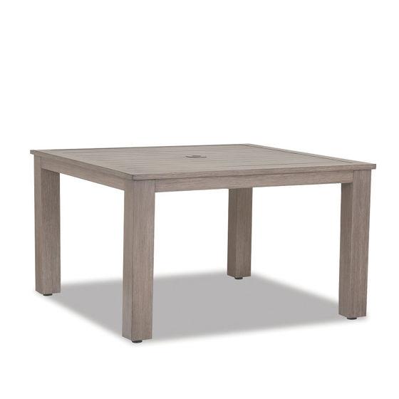 """Laguna 48"""" Square Table Designer Outdoor Furniture"""
