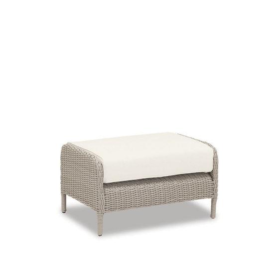 Manhattan Ottoman Designer Outdoor Furniture