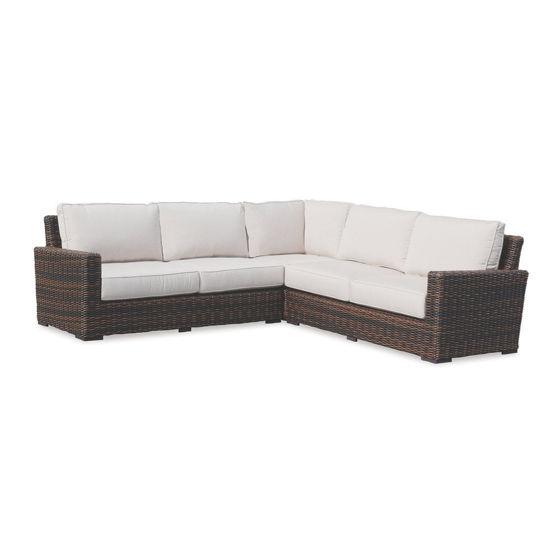 Montecito Sectional Designer Outdoor Furniture