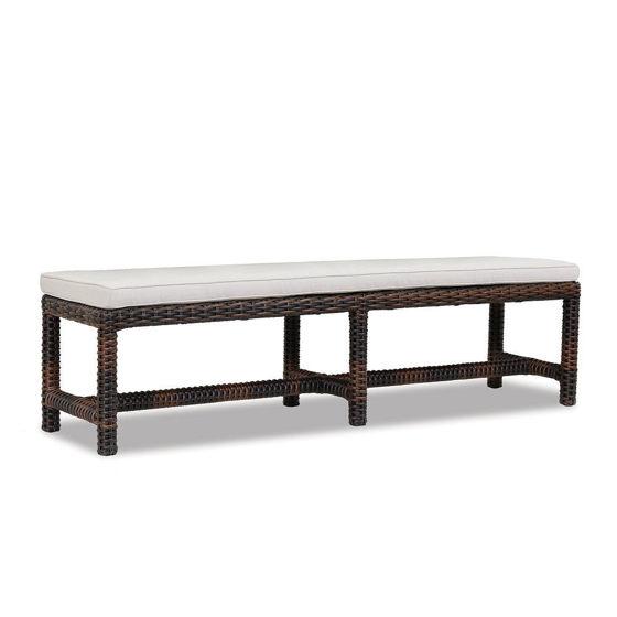 Montecito Dining Bench Designer Outdoor Furniture