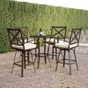 La Jolla Pub Table Designer Outdoor Furniture