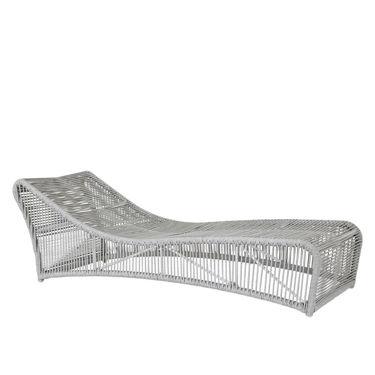 Miami Cushionless Chaise Designer Outdoor Furniture